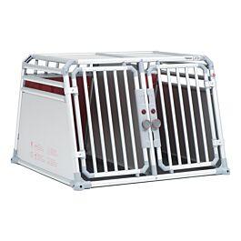 4pets Autobox Pro 22 M Doppelbox Alu