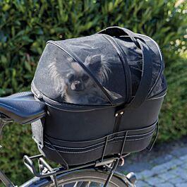 Trixie Fahrradkorb für Hunde 29x42x48 schwarz
