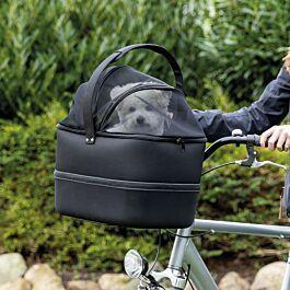 Trixie Fahrradkorb für Hunde 41x47x39cm schwarz