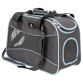 Trixie Tasche Alison 43x20x29cm grau-blau
