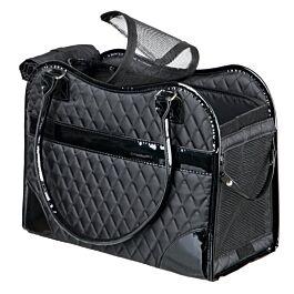 Trixie Tasche Amina 18x29x37cm schwarz