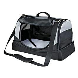 Trixie Tasche Holly 50x30x30cm schwarz-grau