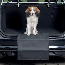 Trixie Stossstangen-Schutz 50x70cm schwarz