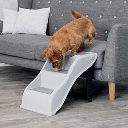 Trixie Treppe Kunststoff 34x39x54cm grau