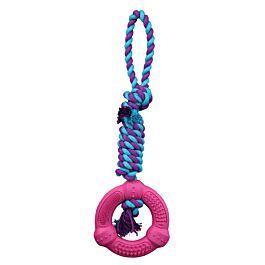 Trixie  Spieltau mit Ring D=12cm/41cm