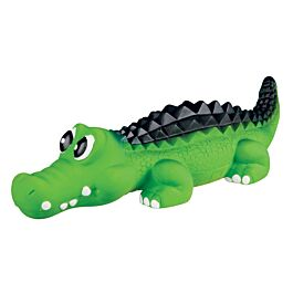 Trixie Latex Krokodil 33cm mit Quietscher
