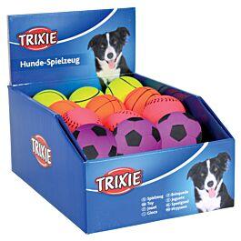 Trixie Neonbälle Moosgummi D=6cm