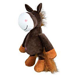 Trixie Pferd mit Tierstimme 32cm