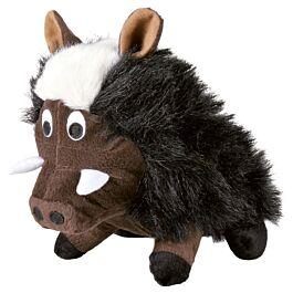 Trixie Wildschwein 25cm mit Tierstimme & Raschelfolie