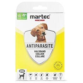 Martec Pet Care Vlies-Halsband Antiparasite für Hunde
