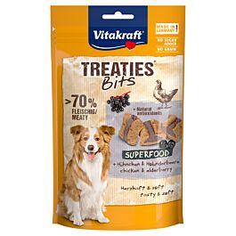 Vitakraft Hundeleckerli Treaties Superfood Holunder 100g