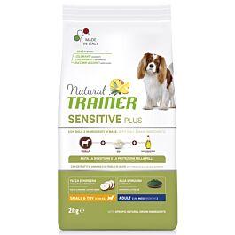 Trainer Nourriture pour chien Sensitive Plus Small & Toy Adult Cheval 2kg