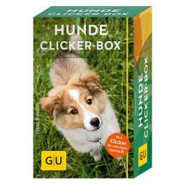 GU Hunde Clicker-Box 36 Trainingskarten