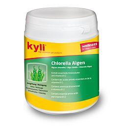 kyli Chlorella Algen  für Entgiftung/Reinigung beim Hund 370g