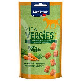 Vitakraft Hundeleckerli Veggie Bits Karotte 40g