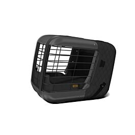 4pets Transportbox Auto Caree Black Series