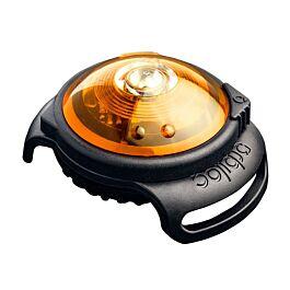 ORBILOC Leuchtie Safety Light Dog Dual gelb