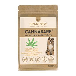 Sparrow Pet CannaBarf 100g pour chiens