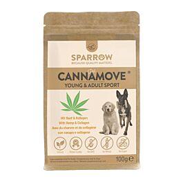 Sparrow Pet CannaMove 100g pour chiens