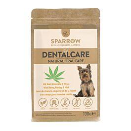 Sparrow Pet Canna DentalCare 100g pour chiens