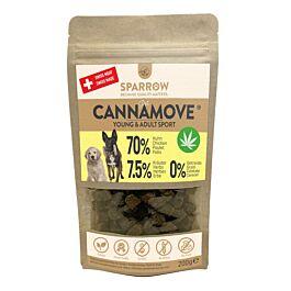 Sparrow Pet CannaMove Snack 200g für Hunde