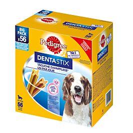 Pedigree Hundeleckerli Denta Stix M 56er Multipack