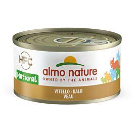 Almo Nature HFC Natural Kalb 24x70g