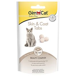 GimCat Skin Coat Tabs 40g