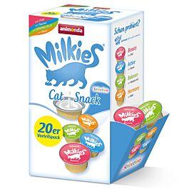 animonda Katzensnack Milkies Selektion 20x15g