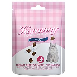 Harmony Cat Snacks Antihairball 50g