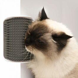 Catit Senses 2.0 Self Groomer coin massage avec herbe à chat