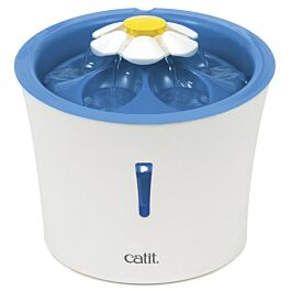 Catit Senses 2.0 Flower Fountain Fontaine à eau avec veilleuse LED