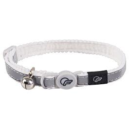 Freezack Katzenhalsband Cat Collar Reflective Uni gray