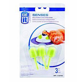 Catit Senses 2.0 Gum stimulateur 3 pièces