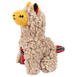KONG Jouet pour chats Softies Buzzy Llama avec catnip