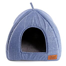 Freezack Katzenhöhle Nena blau