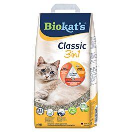 Biokat's classic litière pour chats 10L