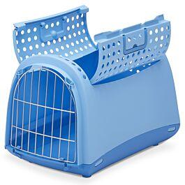Linus Cabrio Box de transport bleu