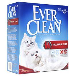 Everclean Multiple Cat AB 10l litière