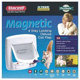 Staywell Magnet rund 2 Stück