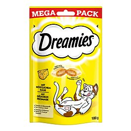 Dreamies Snack pour chat au fromage 180g