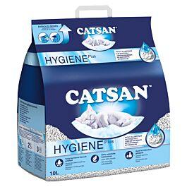 Catsan Hygiene plus 10l Katzenstreu
