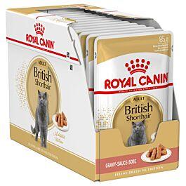 Royal Canin Chat British Shorthair 12x85g