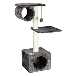 Arbre à chat San Fernando, 106 cm, gris platinium