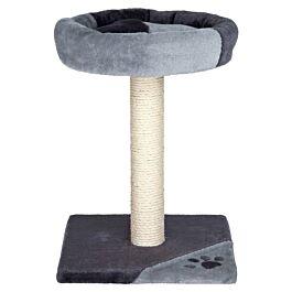 Arbre à chat Tarifa, 52 cm, gris/noir