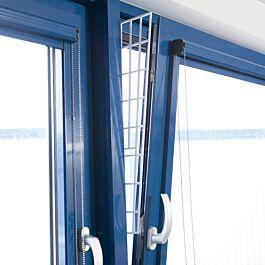Trixie Schutzgitter für Fenster 62x16/7cm