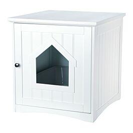 Trixie Maisonnette pour litière blanc