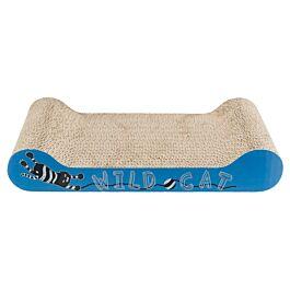 Trixie Plaque griffoir Wild Cat, 41 × 7 × 24 cm, orange