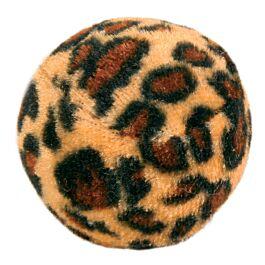 Trixie Balles de jeu avec imprimé léopard 4pièces
