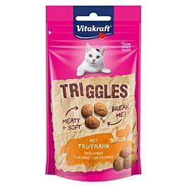 Vitakraft Katzensnack Triggles mit Truthahn 40g